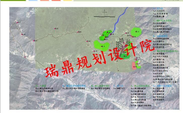 苏州面图(农业科技园)