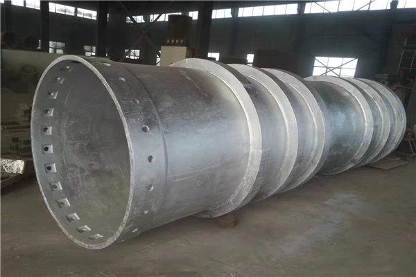 5Cr25Ni35Co15W5输渣耐磨管耐酸蚀搅拌桨风叶铸件