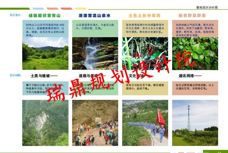 阜阳园区规划设计(生态农业园)