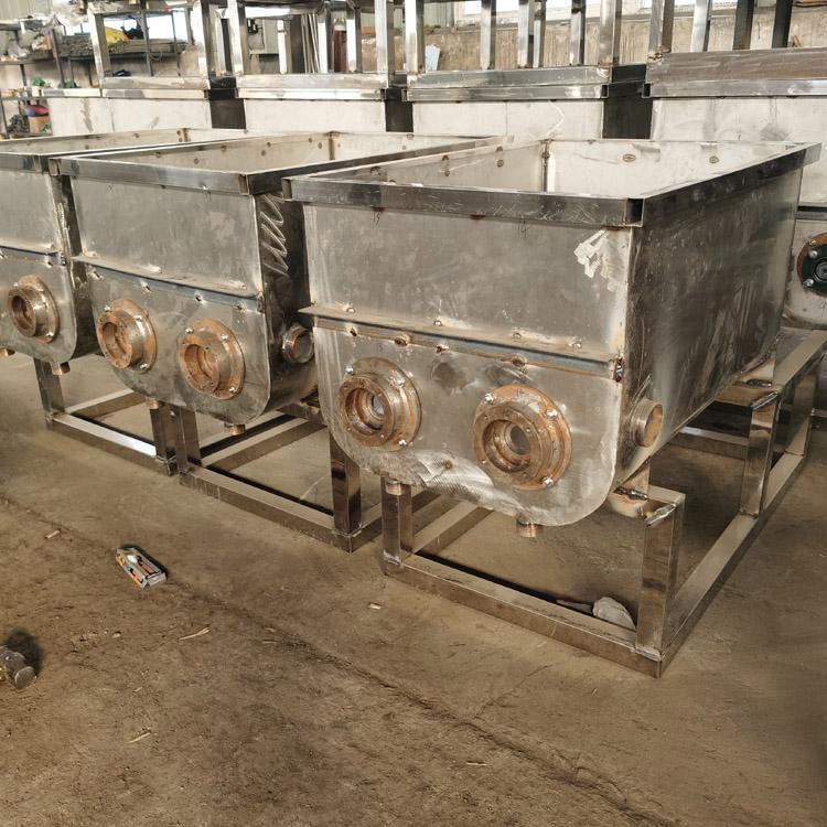 河池10-12袋洗面机和面双螺旋洗面机 40袋半自动洗面筋机