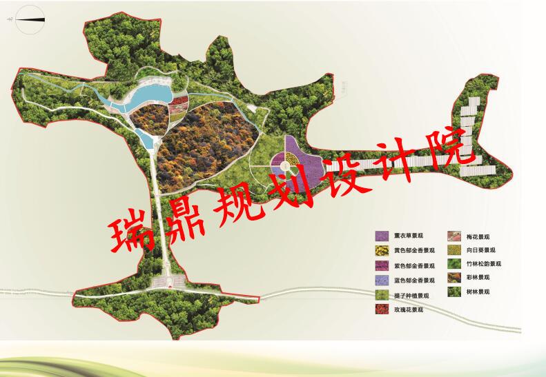 武汉修建性规划设计(康养项目)