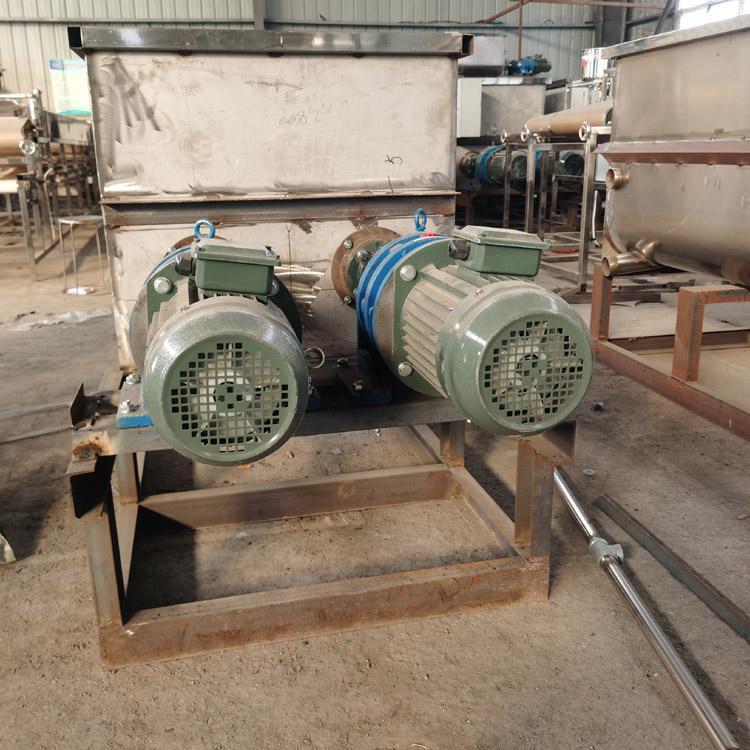 濮阳30-40袋洗面机仿手工双螺旋洗面机 15袋半自动洗面筋机