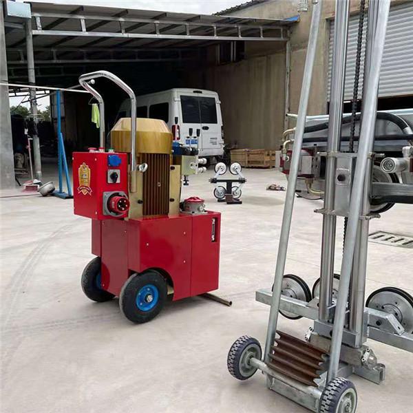 赣州大余钢筋混凝土液压绳锯机维护方便型号齐全