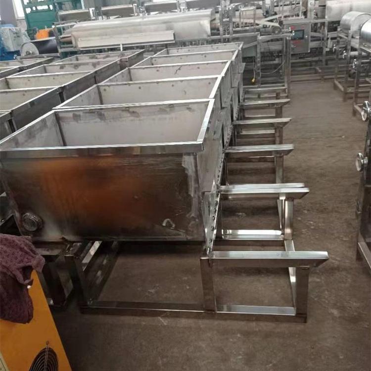 白山15-20袋洗面机不锈钢家用洗面机 20袋新型洗面筋机