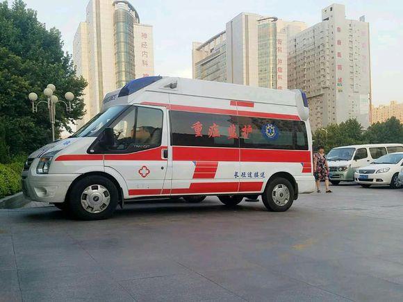 【点击查看】六盘水救护车长途转运病人联系方式