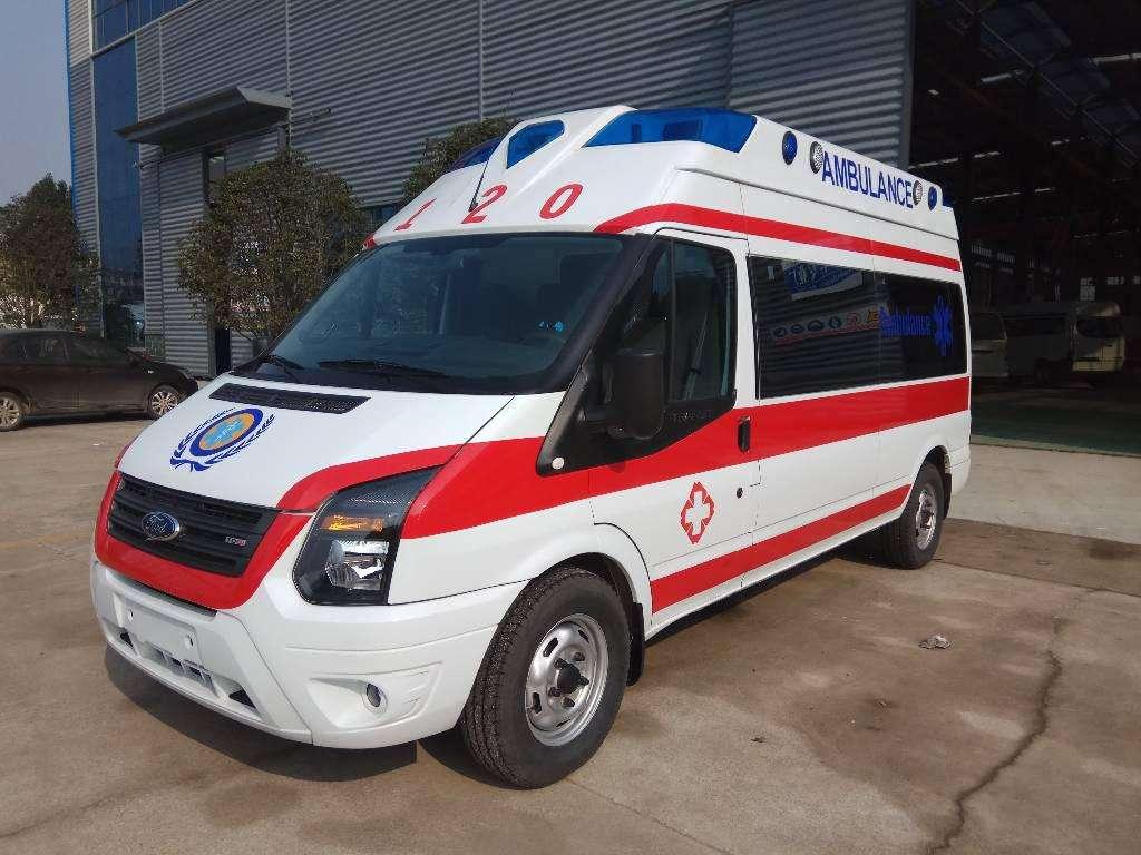 清远120救护车转院电话,长途跨省转运出院