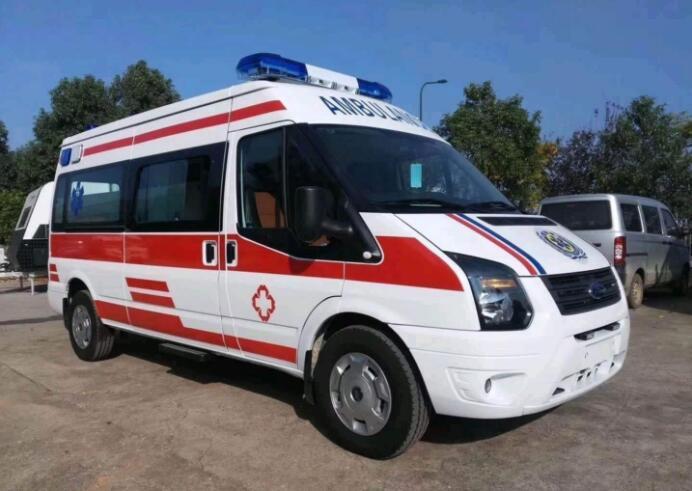 珠海120救护车出租 24小时接送救护车长途转院