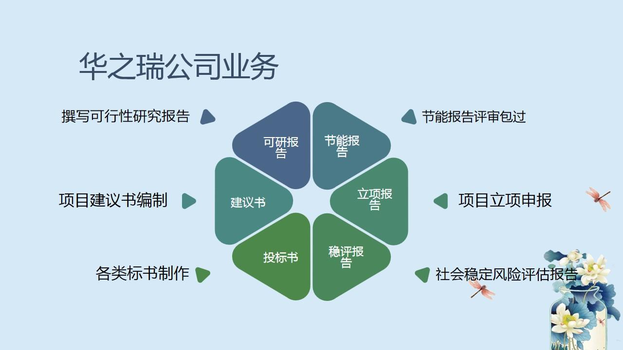 2021年兴海县做项目申请报告编写可研报告