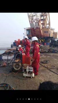 曲靖水下作业-潜水施工服务