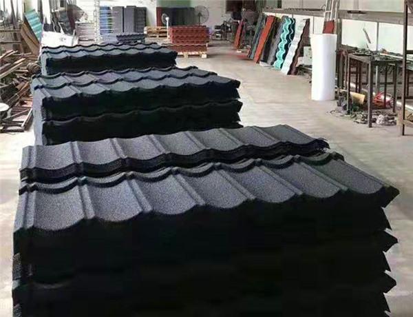 益阳金属彩石瓦厂家发货方便