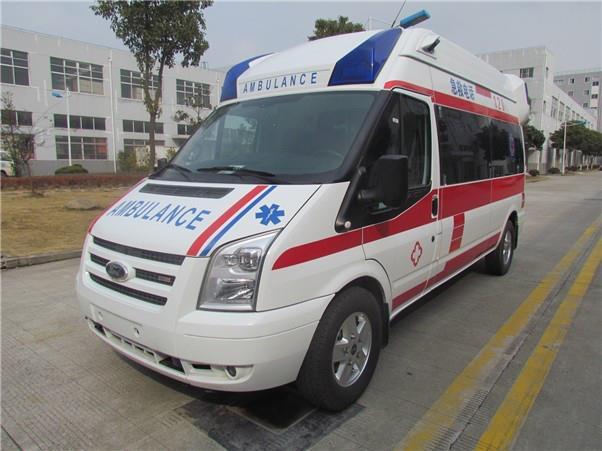 汕头120救护车出租联系电话,收费合理(统一标准)