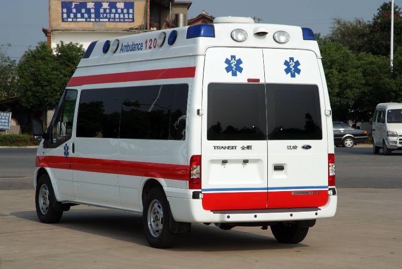 西城区带呼吸机的120救护车联系电话-全程高速