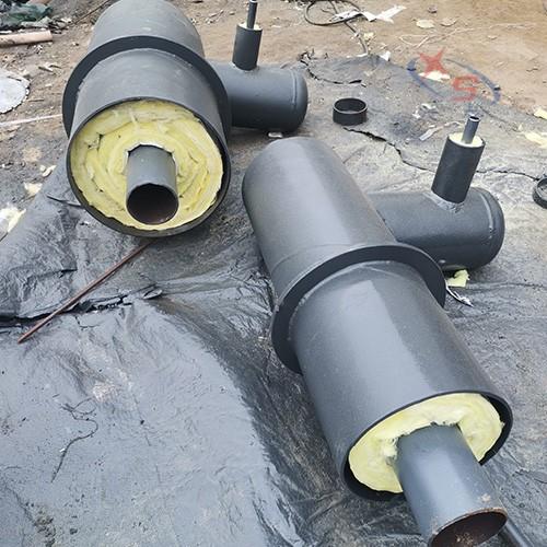 随州市直埋复合保温管疏水节蒸汽保温疏水节厂家