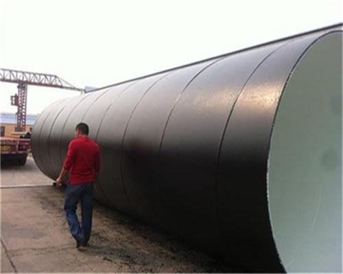 输水项目用螺旋焊管含税价()