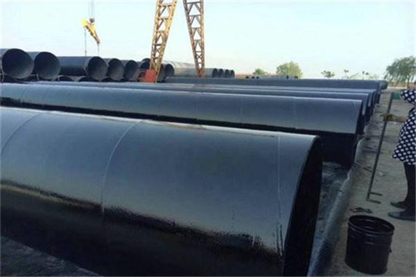 DN900三层聚乙烯防腐钢管实体厂家