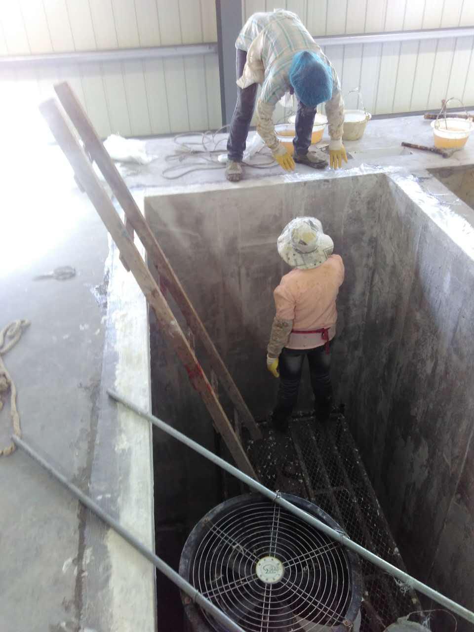 金明区环氧树脂防腐施工做法