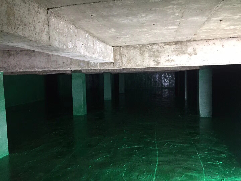 拱墅区垃圾电厂污水池防腐施工做法