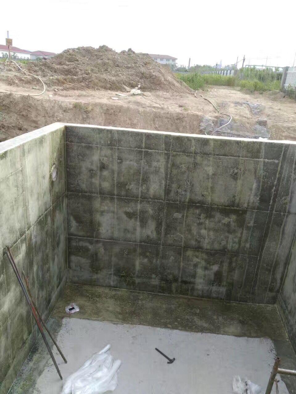 扬州垃圾填埋场水池防腐五布七油