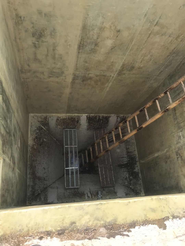 廊坊垃圾电厂污水池防腐五布七油