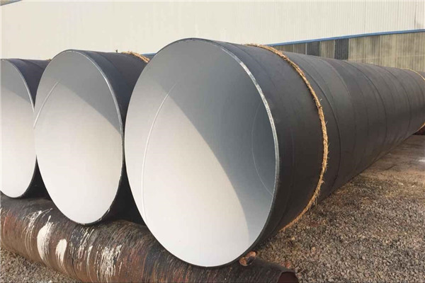 凉市排污用内外防腐钢管规格型号表