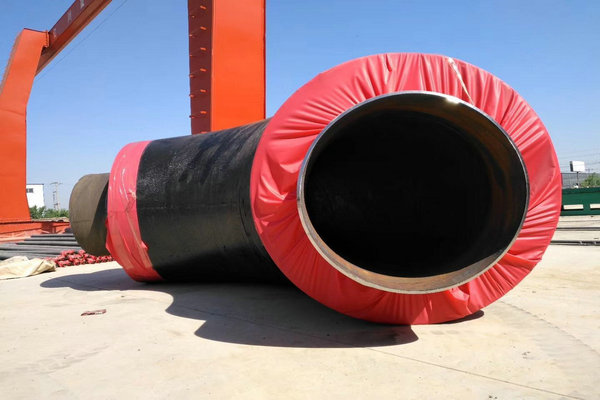 孝感安陆加强级环氧煤沥青防腐钢管推荐河北防腐钢管价格