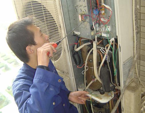 南昌市美的空调维修服务【全国24小时】统一400客服报修热线