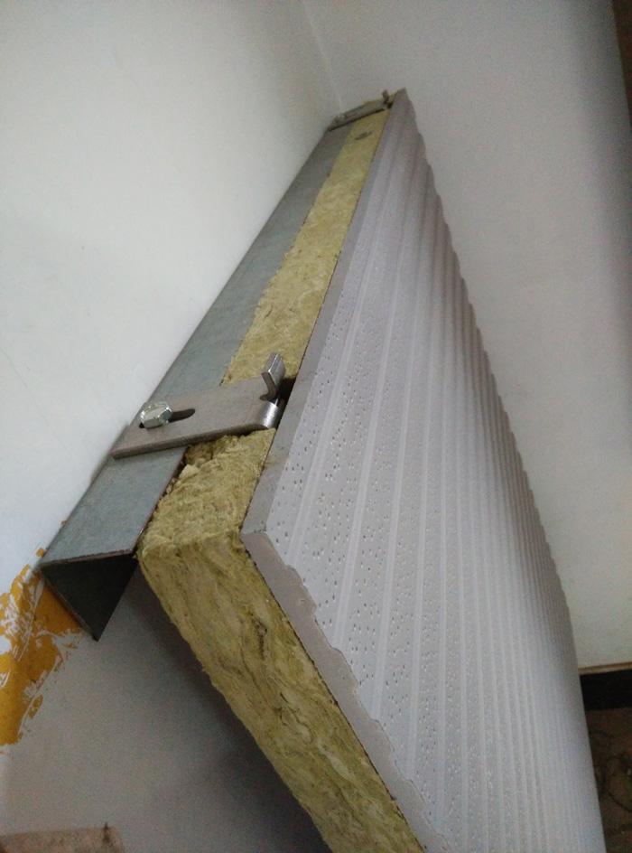 自贡复合岩棉保温板一米多少钱