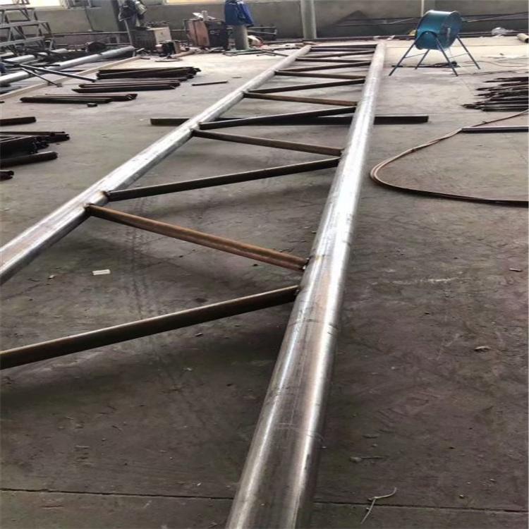 四川省德阳市单立柱抓拍监控立杆3米标准监控立杆包运输包卸货