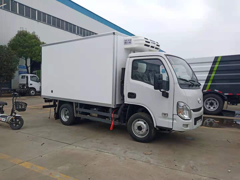 资阳东风御冈商务冷藏车多种车型可选