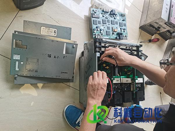 揭阳市维修OKUMA伺服器中心