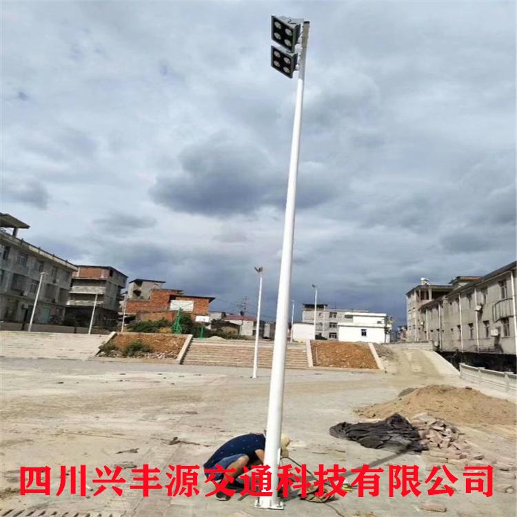 """广元市旺苍县天网工程监控箱""""电警L杆6.5*3包运输包卸货"""