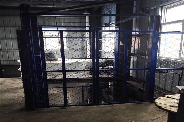 石嘴山市简易小型升降货梯*/电动升降台货物提升机/互利共赢