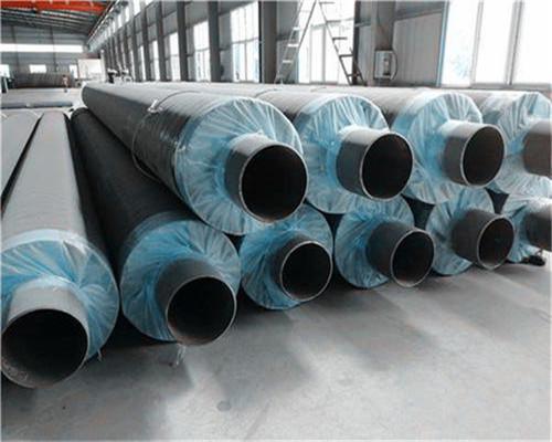 性能指标D530*11mm聚氨酯保温发泡管每米重量