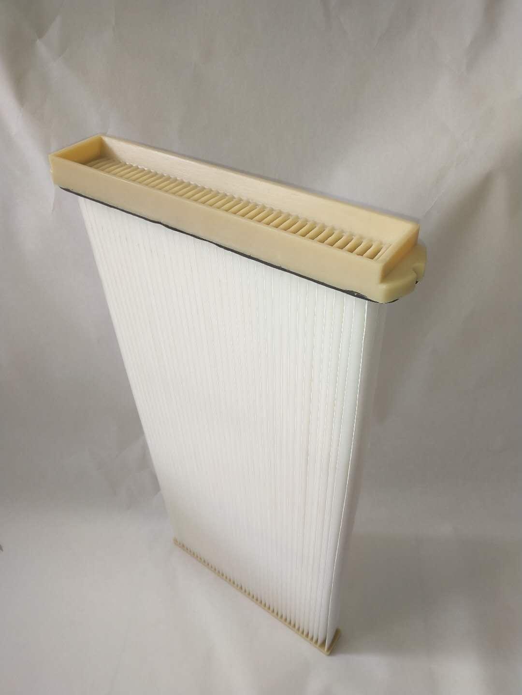 固安浩盛杰尔滤布袋除尘器162花板孔除尘滤芯工厂发货