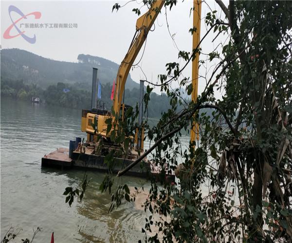 2021年合作:天门水上沉管工程——勤奋