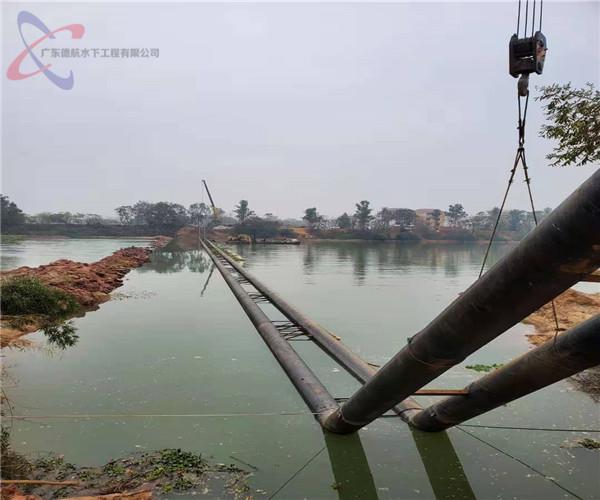 2021年合作:扬州市沉管水下施工——发展