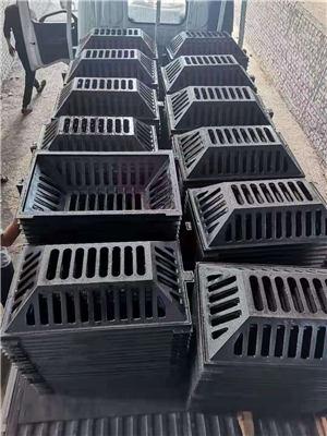 安徽亳州【C250球墨铸铁井盖】厂家哪家好|专业生产-品种多