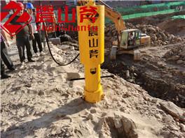 绥芬河岩石开挖设备液压劈岩机参数