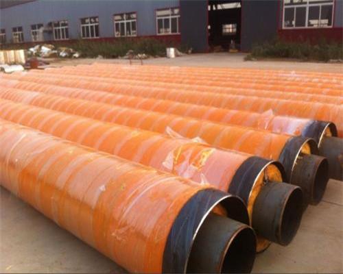 集中供熱用直徑478黑夾克保溫鋼管多少錢一米