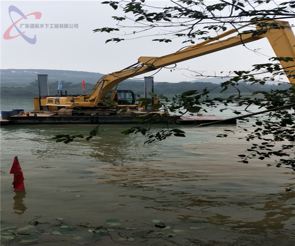 2021年合作:盘锦过河光缆铺设——企业展示