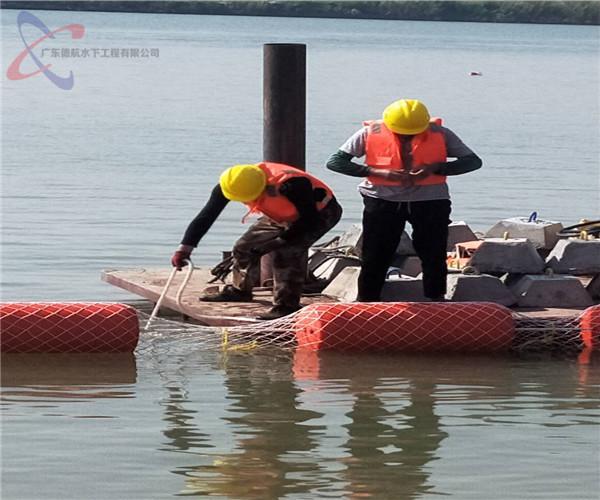 2021年合作:铜川箱涵水下安装——锐意改革