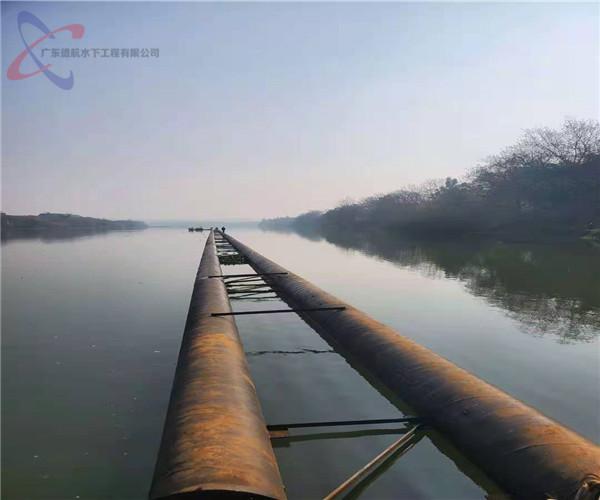2021年合作:遂宁管道水下施工——管理