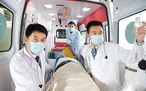 信阳长途120救护车出租—价格合理