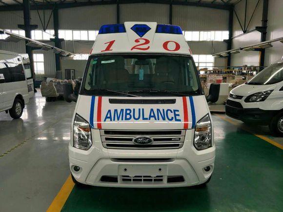绵阳中医医院救护车出租病人接送出院接送病人