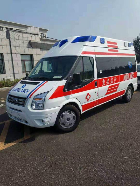 北京丰台区120救护车长途转院,收费标准,救护车费用