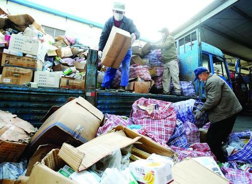 广州荔湾区提供不合格产品销毁公司案列展示