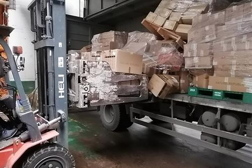 珠海香洲区超标奶粉销毁报废数据中心