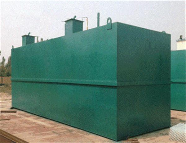 张家界地埋式污水处理设备价格质高价优