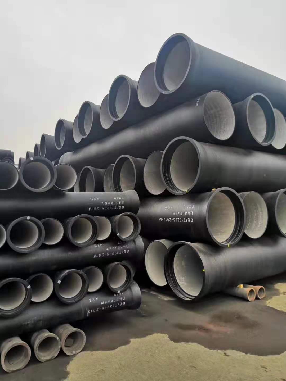 DN250球墨铸铁管-滁州DN250球墨铸铁管一厂家生产
