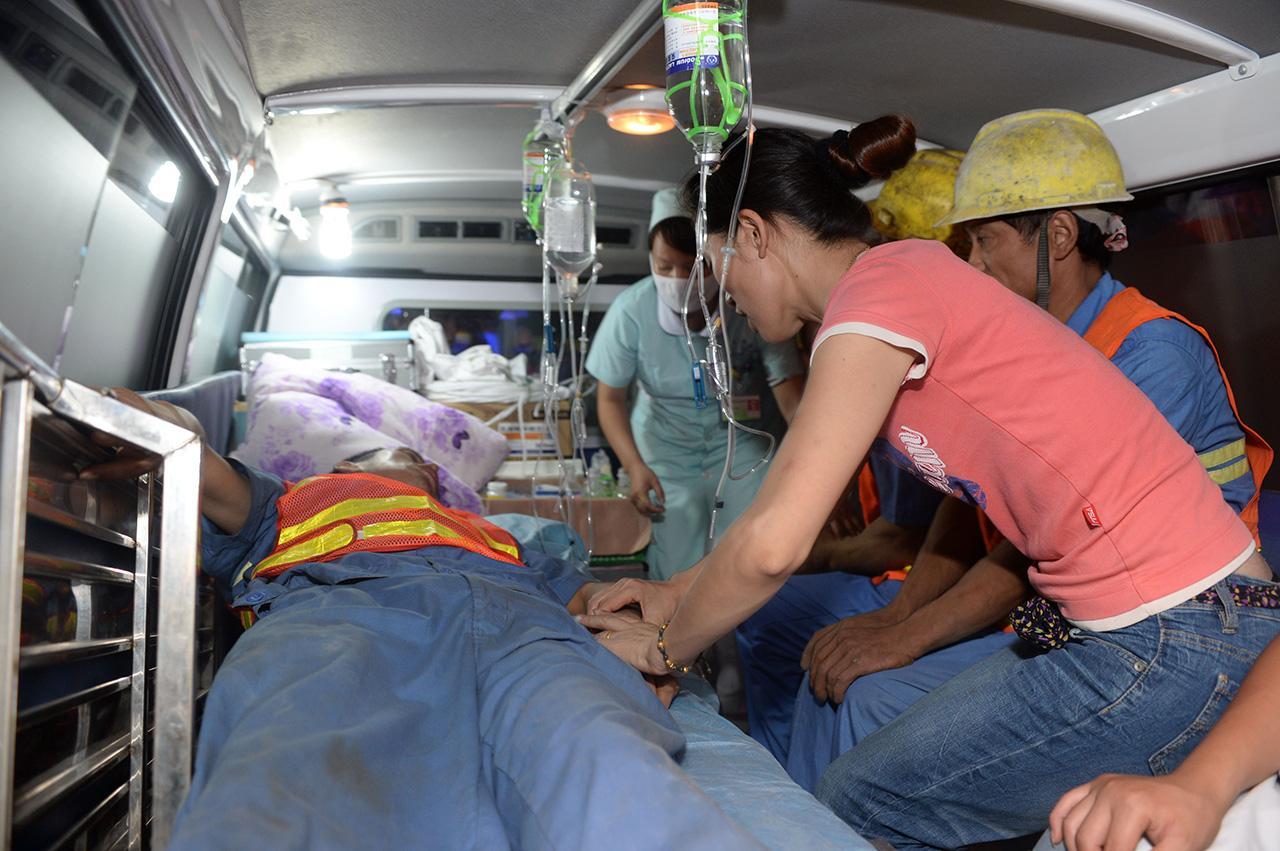 深圳跨省120救护车护送各类病人-全程高速